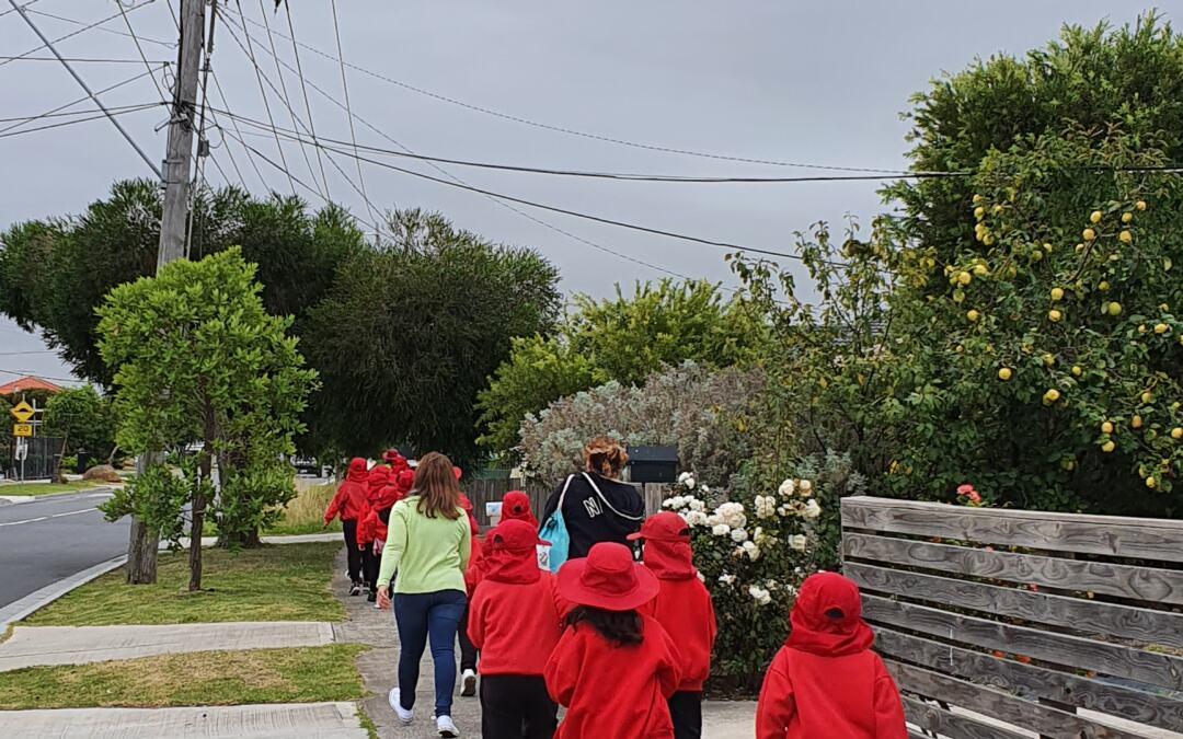 Grades 1 & 2 – Community Walk